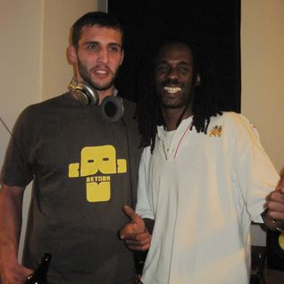 Drum'atyczny piątek 13/07/2012 @General Levy & Drumbassador