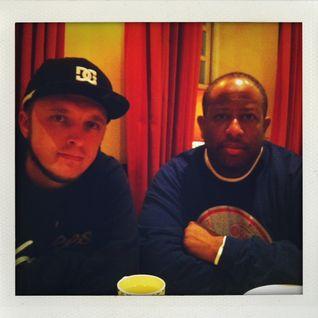 Gatves Lyga 2012 10 17 DJ Premier ir Bumpy Knuckles