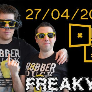Drunky Birds - Barfly Podcast #FreakyBeat Special Edition + interview