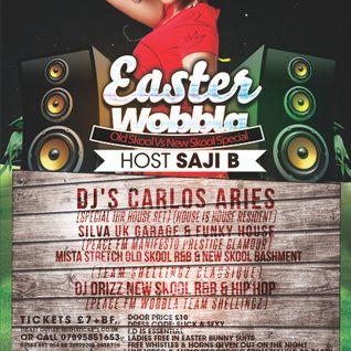 DJ SILVA EASTER WOBBLA MIX FOR BOOKINGS GO TO WWW.ORIGINALTALENTAGENCY.COM