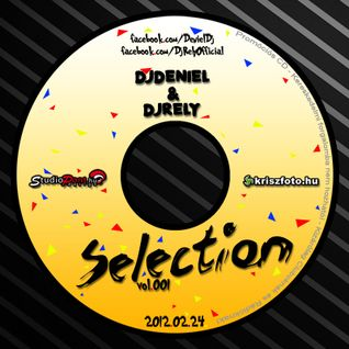 Selection - DJ Rely part 2012.02.24.