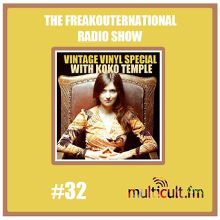 The FreakOuternational Radio Show #32 11/04/2015