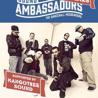 2014-09-27 Mangotree @ 2Years Sound Ambassadors Ulm