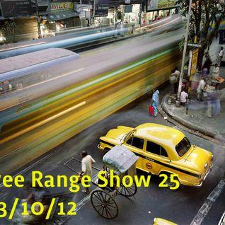 Free Range Show #25 (03/10/12)