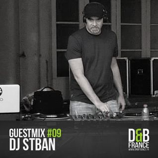 Guest Mix DnbFrance #9 - Dj STBan