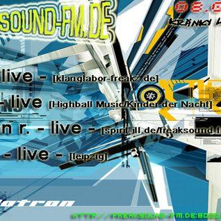 faeb live @ Freaksound.FM (08.07.05)