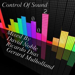 Control Of Sound 002 - Ricardo Diaz's Mix