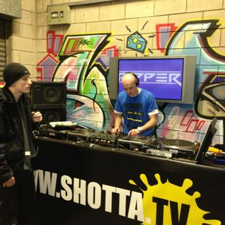 DJ DANNY INTRO & GNI MC :: SHOTTA TV - RippeR TAKEOVER :: SUNDAY 27TH JANUARY 2013
