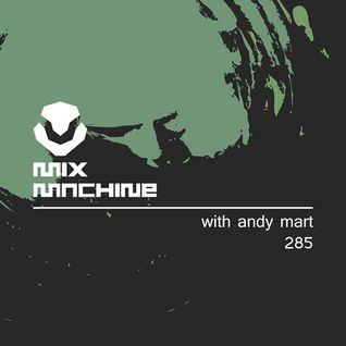 Mix Machine 285 (24 Aug 2016)