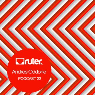 Ruter Podcast 22 //Andres Oddone