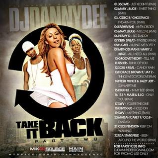 TAKE IT BACK PT.2 (90's R&B MUSIC)