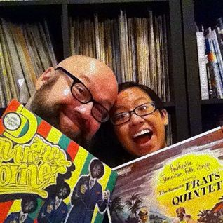 Generoso and Lily's Bovine Ska and Rocksteady: Linden Pottinger's Gaydisc Label 9-27-16
