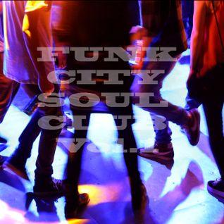 FunkCitySoulClub Vol.1
