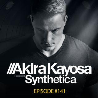 Akira Kayosa - Synthetica 141 [UKTS Guest Mix]