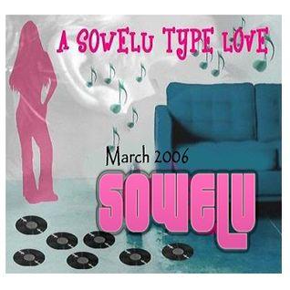 A Sowelu Type Love