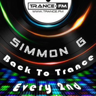 Simmon G - Back To Trance 005