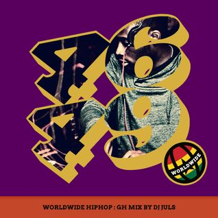 WorldWide HipHop: GH Mix by DJ Juls