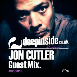 DEEPINSIDE presents JON CUTLER (Exclusive Guest Mix)
