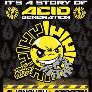 DJ HADOPI ( mix acid techno) @ SISME ACID party 25.02.2012