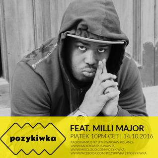 Pozykiwka #085 feat. Milli Major