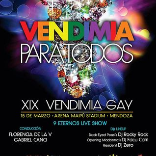 Dj ZERO - VENDIMIA PARA TODOS 2014