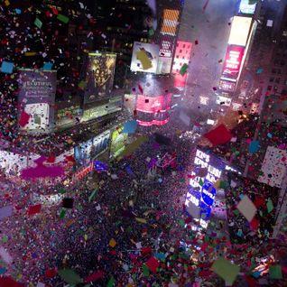 Live house DJ set @ Premier Studios; Times Square NYC; 12.31.13