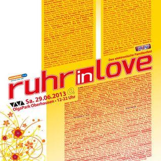 Lukash Andego - Ruhr In Love 2013 (Massive Sounds Floor) 29.06.2013 Oberhausen