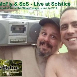 Marty McFly and SoS - Live at Solstice 2016