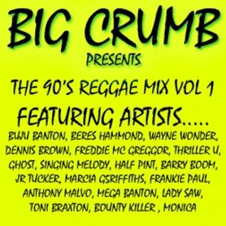BIG CRUMB 90's reggae dancehall mix