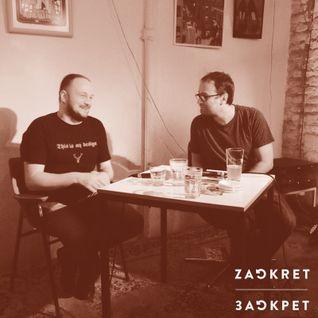 Radio Dan @ Zaokret - Oto Oltvanji & Ivan Lončarević /03-05-2016/
