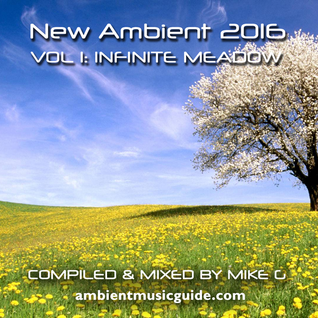 New Ambient 2016 volume 1: Infinite Meadow mixed by Mike G