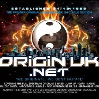 DJ KEITH RINSE IT #ICF JUBILEE SPECIAL WITH GUEST LEGEND MARVELLOUS CAIN ORIGIN UK - 02.06.12 #J4LF