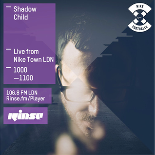 Rinse FM // 29 May 15 // Live from NikeTown London Classics Special
