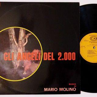 "Mario Molino ""GLI ANGELI DEL 2.000"" - 1969 Italian TOP PSYCH OST Scat BEAT / Trippy LOUNGE Fuzz LSD"