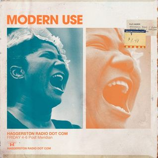 Modern Use 1st Aug