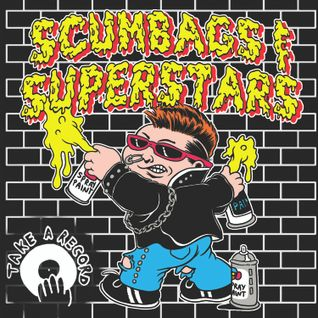 "Scumbags & Superstars ""New Wave Rave"" 1 Year Anniversary Set"