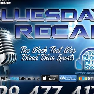 Bluesday Recap - Stanley Cup & NBA Finals
