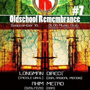 OSR #7 promo mix by Direct