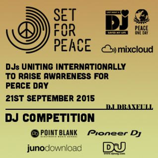 Set for Peace 2015 [Dj Draxfull]