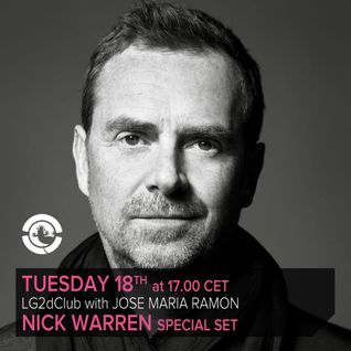 Nick Warren - Live on LG2dClub, Ibiza Global Radio 97.6 FM (18-06-2013)