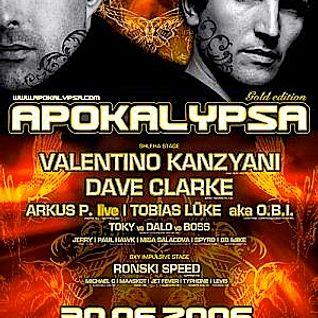 Toky & Dalo & Boss @ Apokalypsa 23 (30.06.2006)