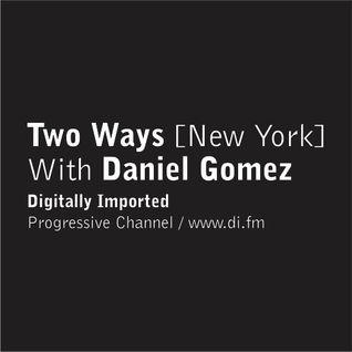 Daniel Gomez @ Two Ways [New York] Sep 2016