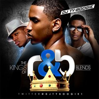 DJ Ty Boogie - The King Of R&B Blends 2011
