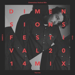 Trus'me: Dimensions Festival 2014 Mix Series #13