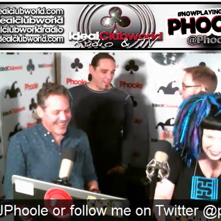 @Phoole and the Gang | Show 93 | @IdealClubWorld Radio | 25 April 2015