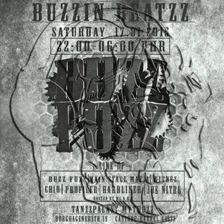 Raw & Uncut: Mainstage Maffia @ Buzzin Beatzz 17-01-2015