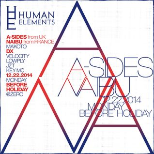 Human Elements Promotion Mix (Spotlight On A-Sides)
