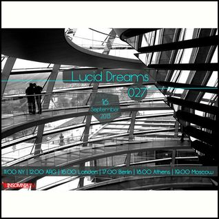 Lucid Dreams 027 [Sep 2013] on InsomniaFM