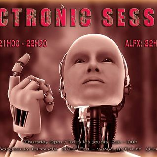 Electronic Session [05.03.2015]  AURA1 // ALFX