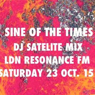 Sine Of The Times - Angola via Lisbon << Dj Satélite Exclusive Mix >>